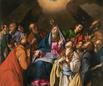 Wigilia zesłania Ducha Świętego